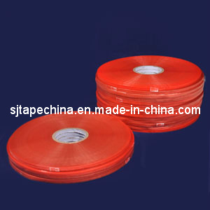 Re-Sealable Bag Sealing Tape, Pressure Sensitive Adhesive Tape (PE-C09) pictures & photos