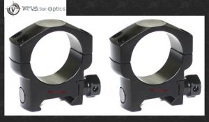 Vector Opitcs 30mm Tactical Scope Low Profile Weaver Picatinny Mount Ring Fit for Aimpoint Swarovski Leupold Style pictures & photos