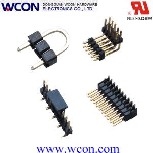 2.54 Pin Header Connector pictures & photos