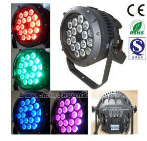18*10W Waterproof PAR LED IP65 (YS-107) pictures & photos