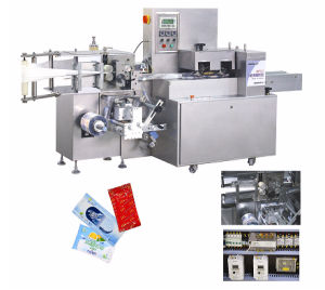 Automatic Wet Tissue Folding& Packing Machine (MDZP-250ZY) pictures & photos
