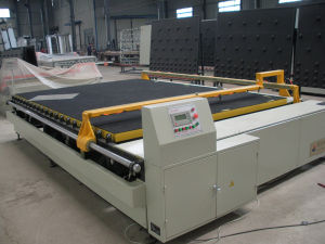 Semi-Auto Glass Cutting Machine Semi Automatic Glass Cutting Table pictures & photos