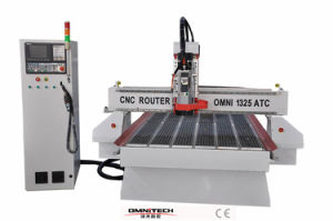 4*8FT Woodworking CNC Router with Automatic Tool Changer pictures & photos
