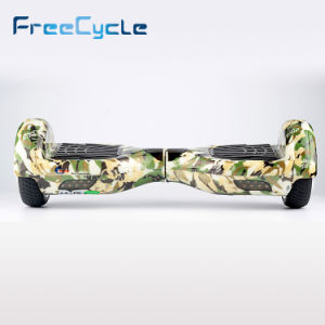 6.5inch Self Balancing Hover Board Electric Scooter with Water Transfer Printing Color pictures & photos