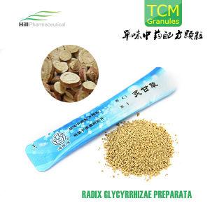 Traditional Chinese Medicine, Radix Glycyrrhizae Preparata Granules pictures & photos