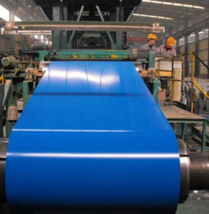 Color Coated Galvanized Steel Sheet in Coil PPGI pictures & photos