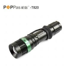 150lm Q5 Bulb High Power Focus LED Torch Flashlight pictures & photos