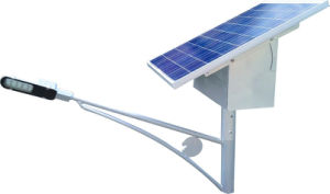 14W LED Solar Street Light for Lighting in Night pictures & photos