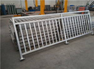 Aluminum Welded&Fabrication Assemblied Structure Framing pictures & photos