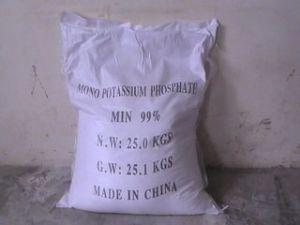 Monopotassium Phosphate MKP 99% Fertilizer 0-52-34 pictures & photos