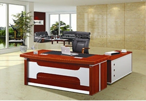 Wooden Furniture ISO9001 Certification Office Desks