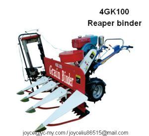 Mingyue 4gk100 Wheat Reaper Binder Machine for Tractor