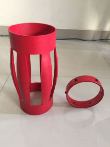 API 10d Oilwell Hinged Non Welded Single Piece Straight Bow Spring Centralizer pictures & photos