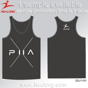 Healong Custom Full Sublimation Adult Vest pictures & photos