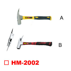 Roofing Hammer with TPR Handle pictures & photos