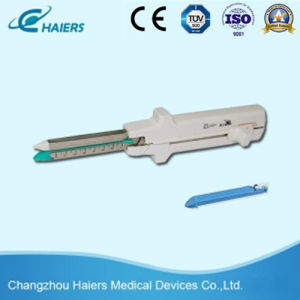Disposable Surgical Linear Cutter Stapler with Reload Cartridge pictures & photos