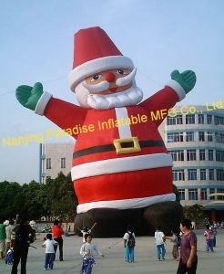 Inflatable Santa Claus pictures & photos