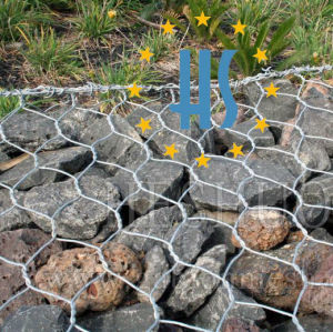 2.7mm Galvanized Gabion Box pictures & photos