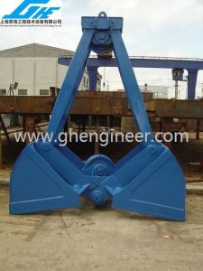 1-40m3 Two Ropes Clamshell Grab for Bulk Materials (GHE_TRCG-210) pictures & photos