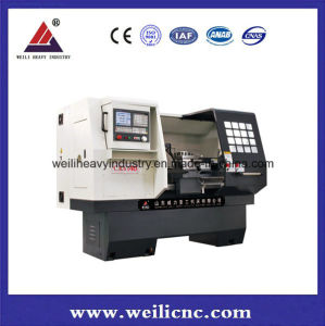 China Hot Sale Weili Heavy Industry Ck6140 CNC Turning Center
