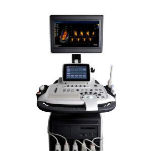 Sonoscape S40 Medical Trolley 4D Color Doppler Ultrasound pictures & photos