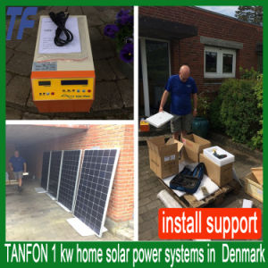Solar Power for Home 1kw - 5kw off Grid Battery Systems pictures & photos