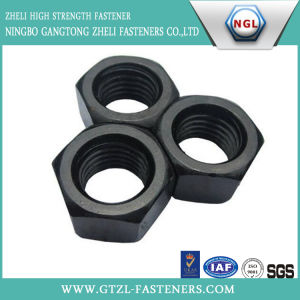 Hexagon Head Hex Nuts DIN6915 for Industry pictures & photos