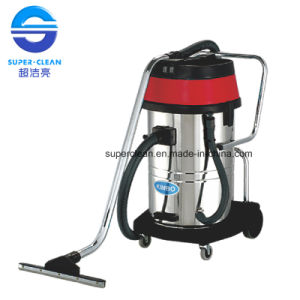Kimbo 60L, 2000W/3000W Stainless Steel Wet and Dry Vacuum Cleaner with Tilt pictures & photos