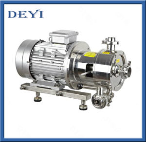 High Quality Sanitary Homogenizer Pump pictures & photos