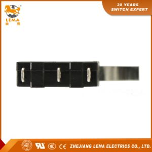 Lema Kw12-6 Bent Lever Electric Miniature Micro Switch 3A 250VAC pictures & photos