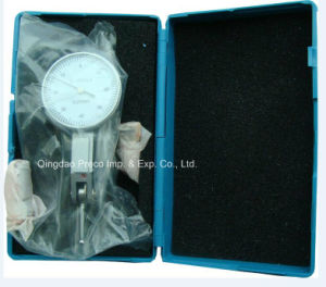 Precision Dial Test Indicator with Ruby Point (0-0.8mm) pictures & photos