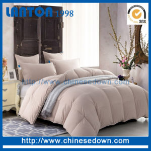 10%Duck Down Comforter Home Decor Quilted Duvet pictures & photos
