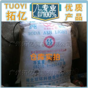 Soda Ash / Sodium Carbonate, Made in Hubei, China pictures & photos