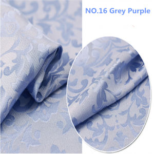 22mm Crepe Jacquard Silk for Silk Comforter and Garment Fabric pictures & photos