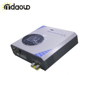 Hybrid Solar Inverter 5kVA 4000W with MPPT Solar pictures & photos