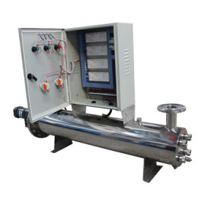 100 Ton/Hour Automatic Self Cleaning Ultraviolet Sterilizer for Water Disinfection pictures & photos