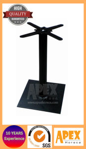 Restaurant Table Base Cast Iron Table Base for Outdoor pictures & photos