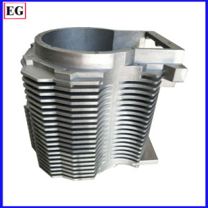 800 Ton Aluminum Die Casting Made LED Lamp Radiator Manufacturer pictures & photos