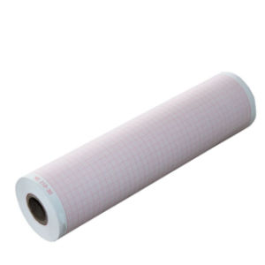 Medical Thermal Paper Rolls ECG Paper pictures & photos