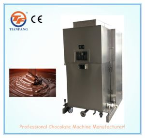 Chocolate Ball Mill Machine in Ss pictures & photos