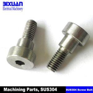 Screw Part Screw Machining Parts CNC Machining Part Screw Nut pictures & photos