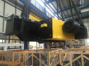 1ton Vanbon Low Headroom Type Electric Wire Rope Hoist - Made in Shanghia pictures & photos