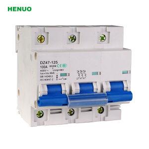 Dz47-125 Isolating Switch Circuit Breaker (1-4P, 230VAC/400VAC) pictures & photos