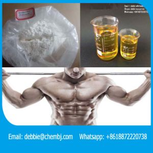 Healthy Anabolic Steroids Powder / Liquild Drostanolone Propionate, Masterone 521-12-0 pictures & photos