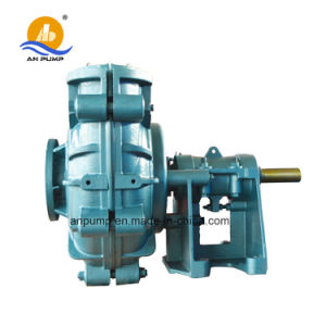 Horizontal Heavy Duty Centrifugal Non Pollution Mining Thick Slurry Pump pictures & photos