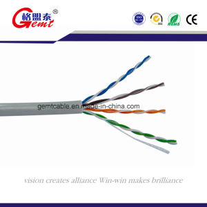 Waterproof Shield Cat 5 Cable/Signal Cable/Monitor Cable (010129) pictures & photos