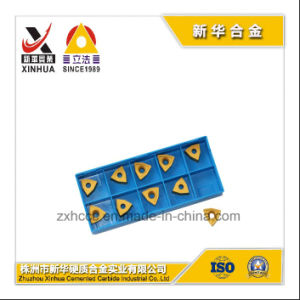 Wcmx Cemented Carbide Turning Inserts pictures & photos