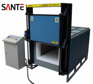High Temperature Industrial Electric Heat Treatment Melting Furnace pictures & photos