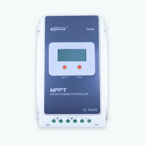 30A MPPT 12V/24V Solar Charging Controller PV Cell Tr3210A pictures & photos