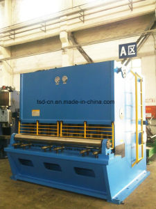 32mm Hydraulic Shearing Cutting Machine (QC12Y-32*2500) pictures & photos